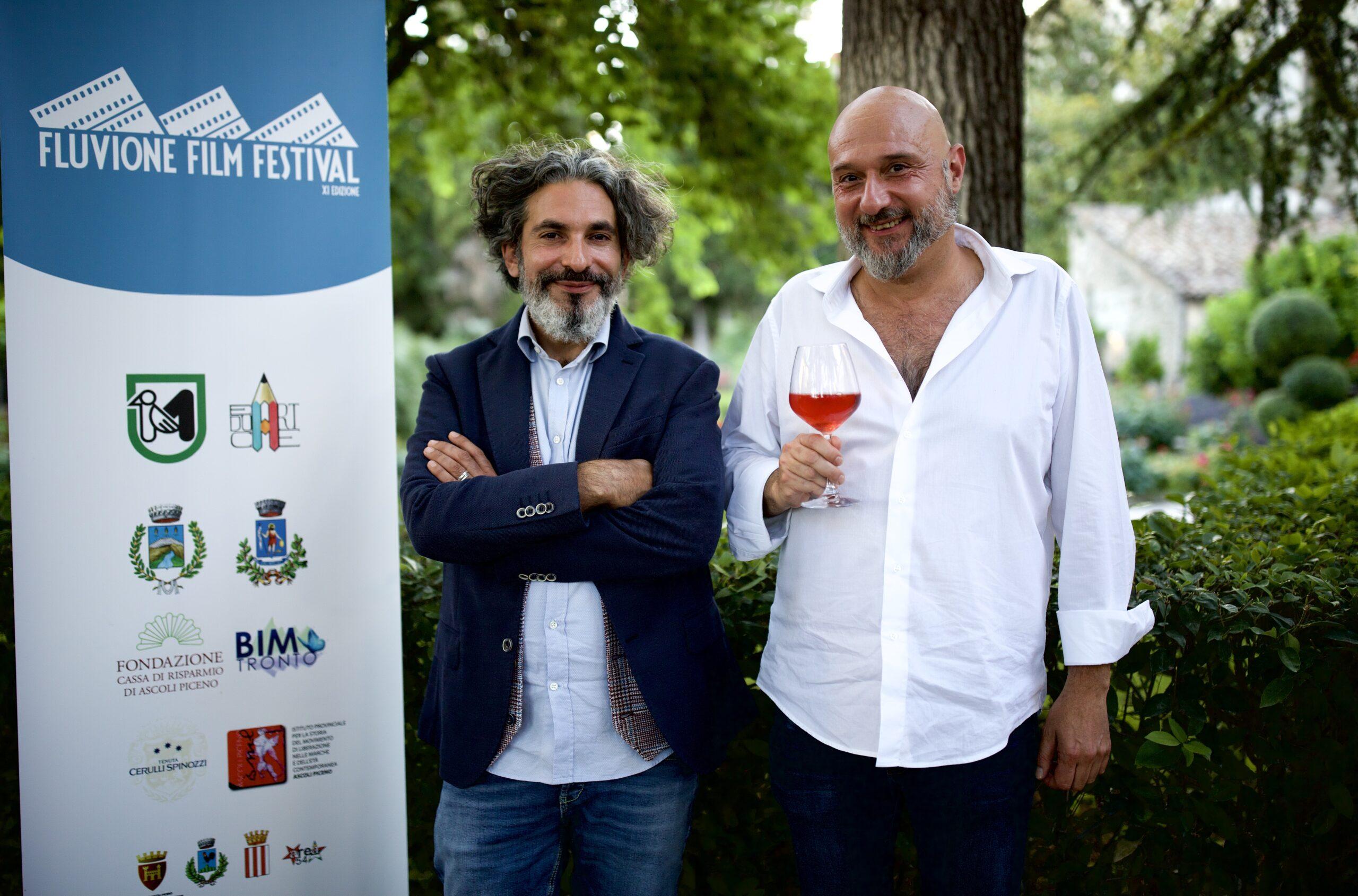 Conferenza Stampa Fluvione Film Festival 2021
